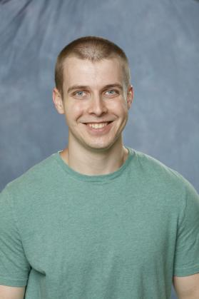 Picture of Brian Caldwell, MBTP Trainee